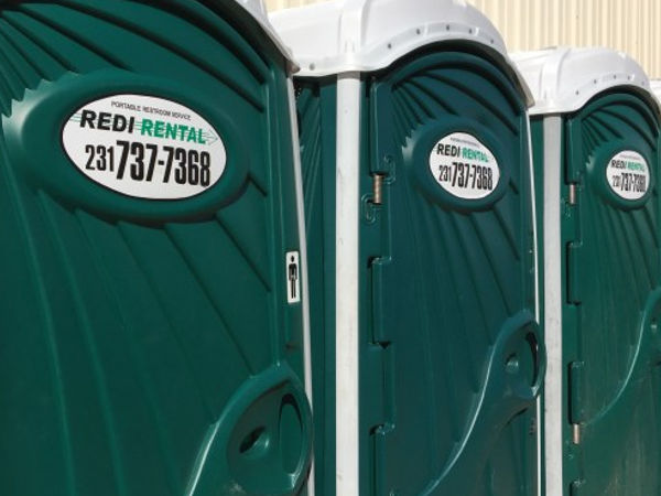 Portable Restroom Rentals in Grand Rapids Metro area
