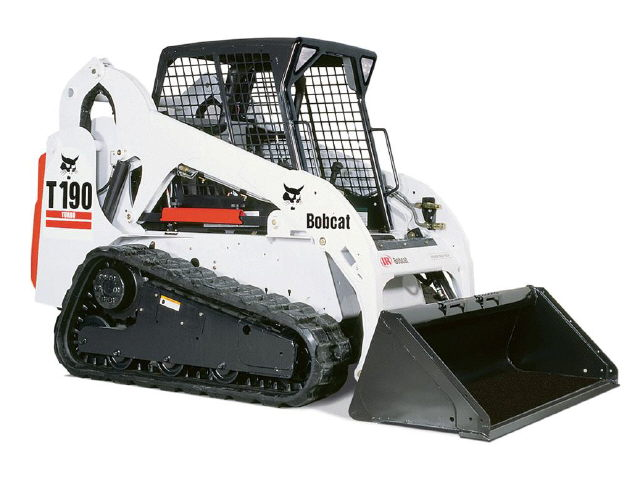 Where to find BOBCAT A SKIDSTEER W TRACS T190 T590 in Grand Haven