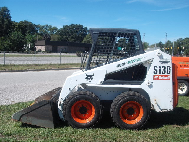 Where to find BOBCAT A SKIDSTEER S130 in Grand Haven