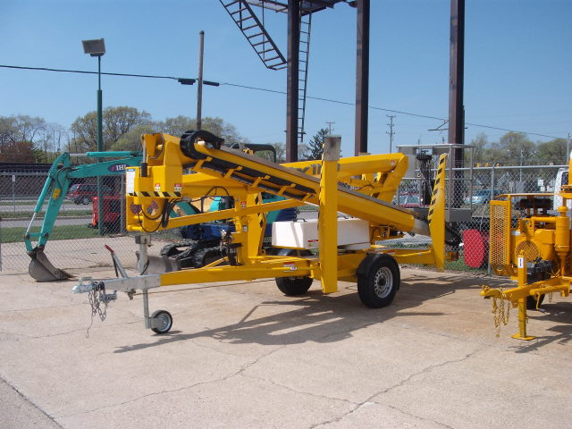 Where to find LIFT BOOM 2 MAN 500 40 in Grand Haven