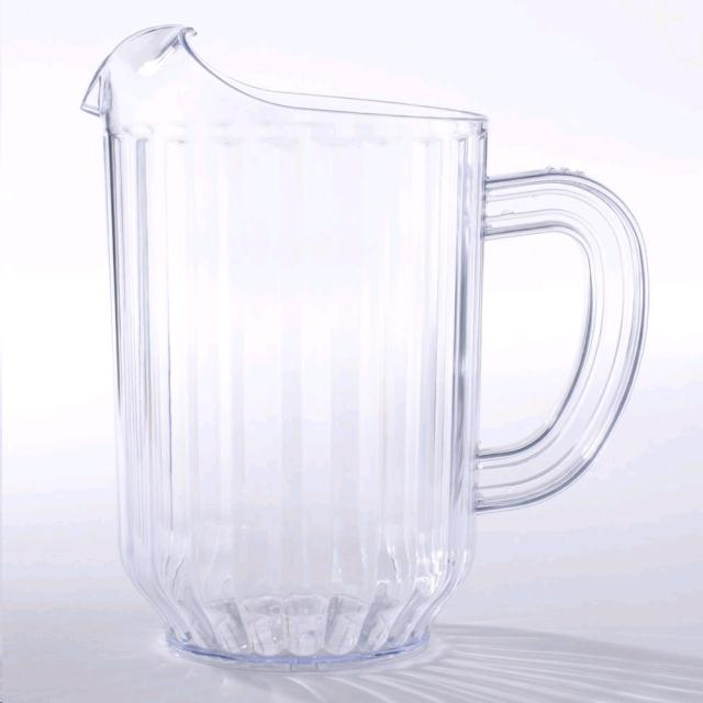 Where to find PITCHER PLASTIC WATER 60oz in Grand Haven