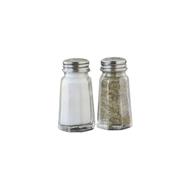Where to find SHAKER SALT PEPPER CLEAR in Grand Haven
