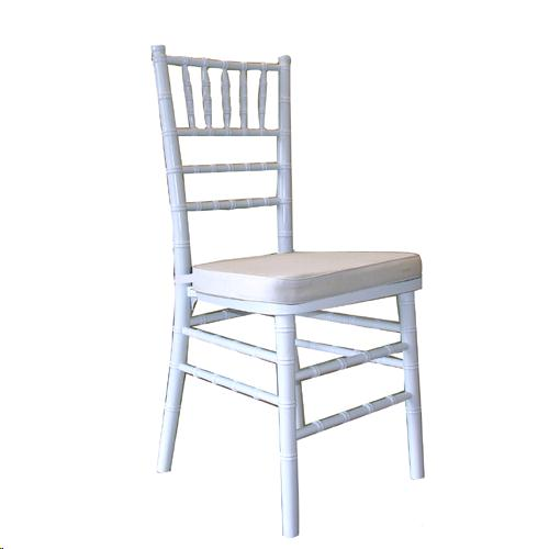 Where to find CHAIR CHIAVARI WHITE in Grand Haven