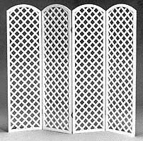 Where to find BACKDROP TRELLIS OVAL TOP TIGHT WEAVE in Grand Haven
