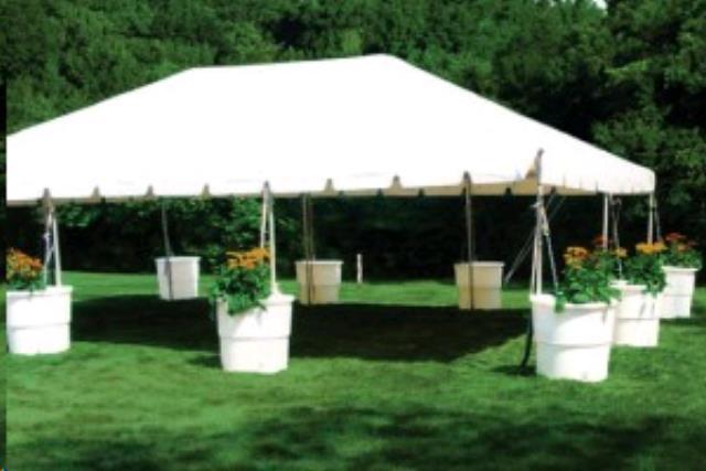 Tent Custom Frame Barrel Rentals Grand Haven Mi Rent