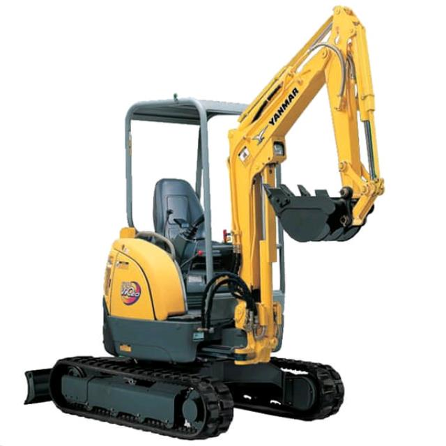 Where to find YANMAR SKIDSTEER EXCAVATOR W THUMB in Grand Haven