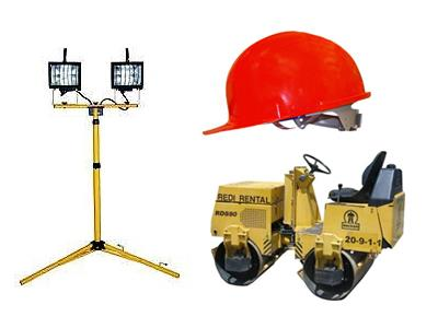 Contractor Equipment Rentals in Grand Rapids MI, Muskegon, Grand Haven, Spring Lake, Holland, Ludington, Fremont Michigan
